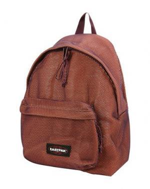 Рюкзаки и сумки на пояс EASTPAK. Цвет: ржаво-коричневый