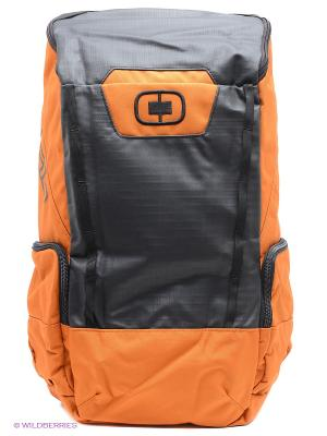OGIO рюкзак CLUTCH PACK. Цвет: черный, оранжевый