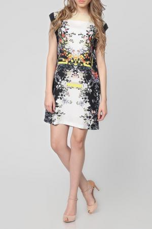 Платье EUFORIA. Цвет: мультицвет