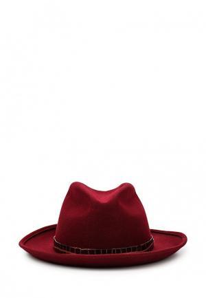 Шляпа Patrizia Pepe. Цвет: бордовый
