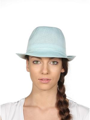 Шляпа Canoe. Цвет: серо-голубой, голубой