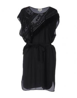 Короткое платье BELAIR. Цвет: черный