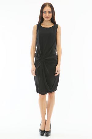 Платье Les Hommes. Цвет: черный