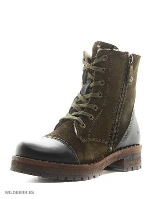 Ботинки DOCKERS. 15209/хаки