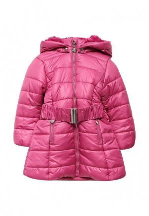 Куртка утепленная Modis. Цвет: фуксия