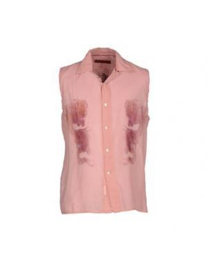 Pубашка PARASUCO CULT. Цвет: пастельно-розовый
