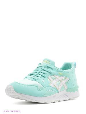 Спортивная обувь GEL-LYTE V GS ASICSTIGER. Цвет: белый, зеленый