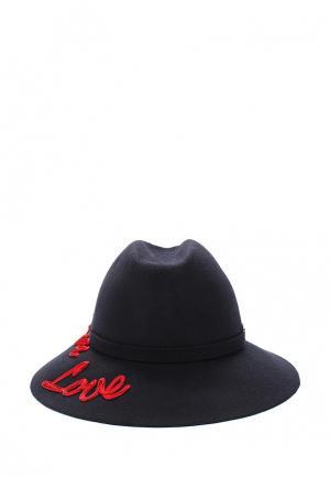 Шляпа Patrizia Pepe. Цвет: синий