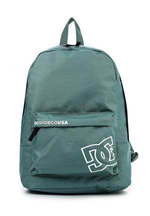 Рюкзак DC Shoes. Цвет: зеленый
