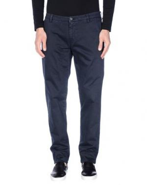 Повседневные брюки NEW ENGLAND. Цвет: темно-синий