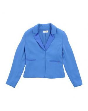 Пиджак PINKO UP. Цвет: синий