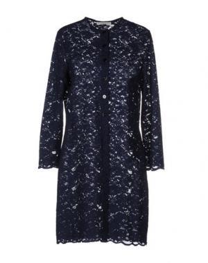 Легкое пальто CHARLOTT. Цвет: темно-синий