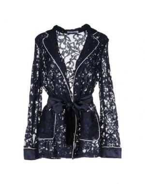 Пиджак ANGELA MELE MILANO. Цвет: темно-синий