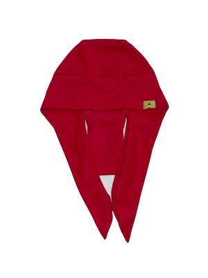 Бандана NewBorn. Цвет: красный
