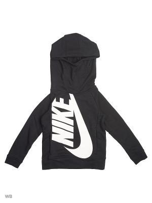 Худи G NSW MDRN HOODIE FNL Nike. Цвет: черный, белый