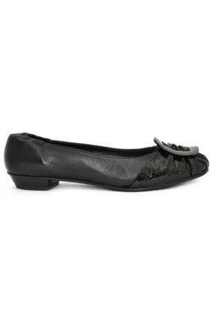 Туфли Rodolfo Valeri. Цвет: черный