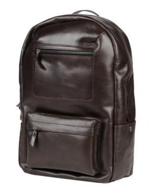Рюкзаки и сумки на пояс ROYAL REPUBLIQ. Цвет: темно-коричневый
