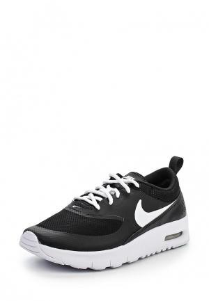 Кроссовки Nike. Цвет: черный