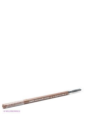 Карандаш для бровей Super Slim Brow Pencil, № 03 Limoni. Цвет: коричневый