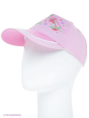 Бейсболка YO!. Цвет: розовый
