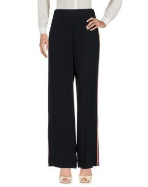 Повседневные брюки MARCHÉ_21. Цвет: черный