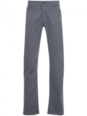 Джинсы Graduate Ag Jeans. Цвет: серый