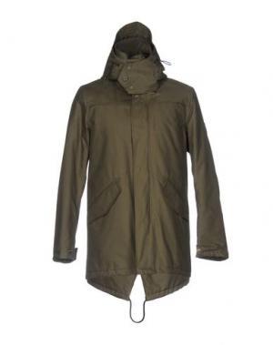 Куртка SPIEWAK. Цвет: зеленый-милитари