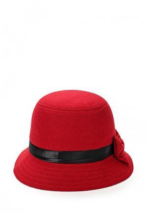 Шляпа Be.... Цвет: красный