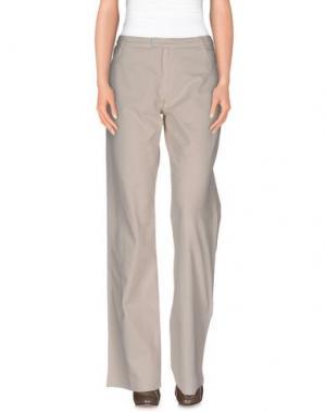 Повседневные брюки KristenseN DU NORD. Цвет: бежевый