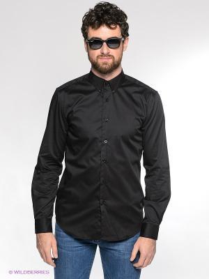 Рубашка TOM FARR. Цвет: черный
