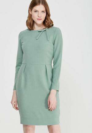 Платье Echo. Цвет: зеленый