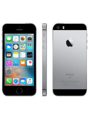 Смартфон iPhone SE 64G Space Grey Apple. Цвет: серый