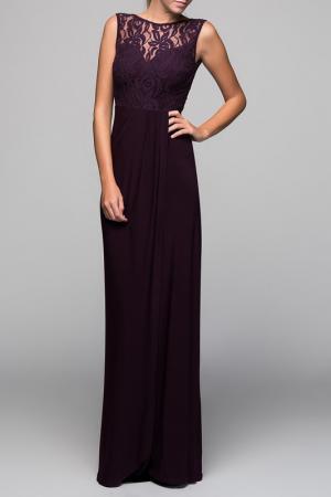 Платье Milla. Цвет: фиолетовый