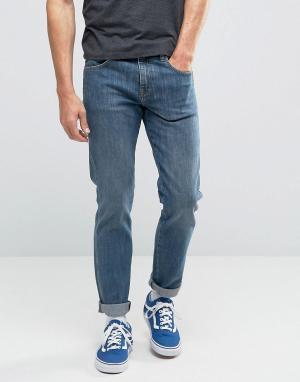Dr Denim Зауженные джинсы Snap. Цвет: синий