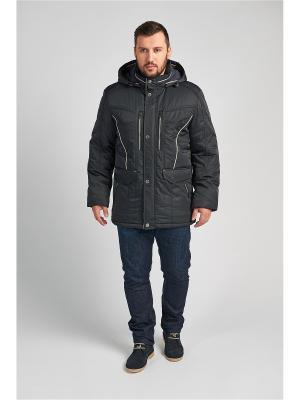 Куртка VIZANI. Цвет: темно-синий