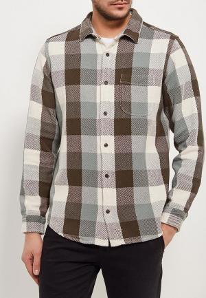 Рубашка Gap. Цвет: хаки