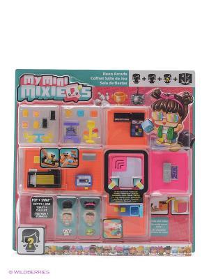 Игровой набор Зал игровых аппаратов Mattel. Цвет: розовый, оранжевый