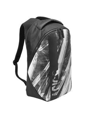 Рюкзак TRAINING LARGE BACKPACK ASICS. Цвет: черный, серый