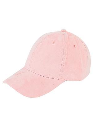 Кепка бархатная (розовая) Kawaii Factory. Цвет: розовый