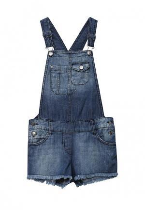 Комбинезон джинсовый Losan. Цвет: синий