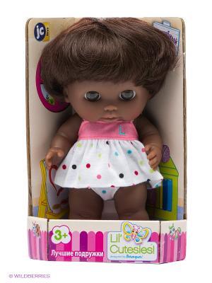 Кукла JC Toys. Цвет: коричневый