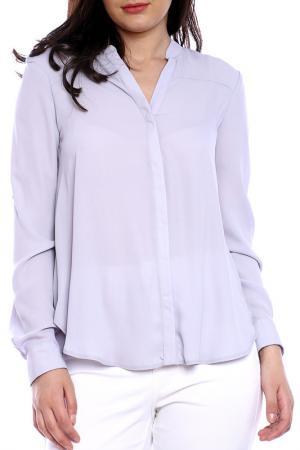 Блуза Emma Monti. Цвет: серый