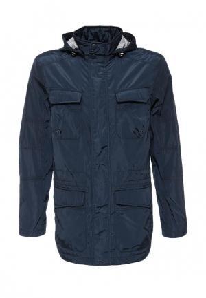 Куртка Sela. Цвет: синий
