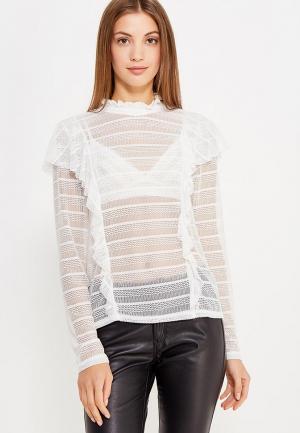 Блуза Vero Moda. Цвет: белый