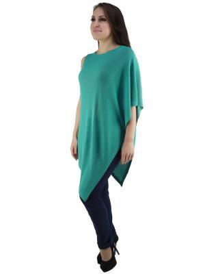 Блузка OROBLU. Цвет: зеленый