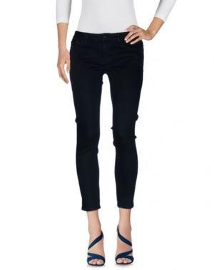 Джинсовые брюки THE KOOPLES. Цвет: темно-синий