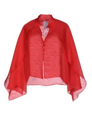 Pубашка SYBILLA. Цвет: красный