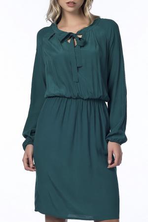 Платье NARAMAXX. Цвет: green