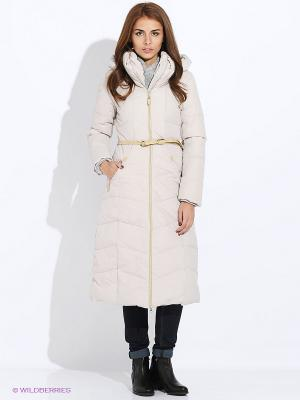 Пальто SELA. Цвет: розовый