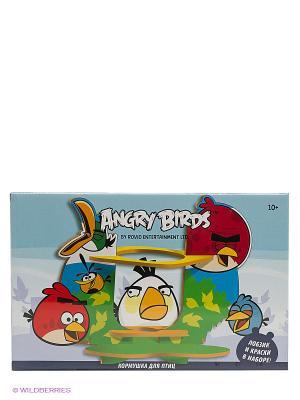 Набор сделай Кормушку  Angry birds Centrum. Цвет: голубой, красный